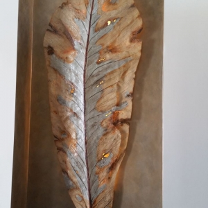 Leaf Wall Sconce Lighting