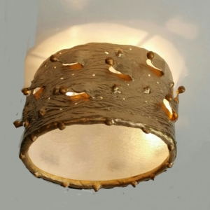 crown ceiling light