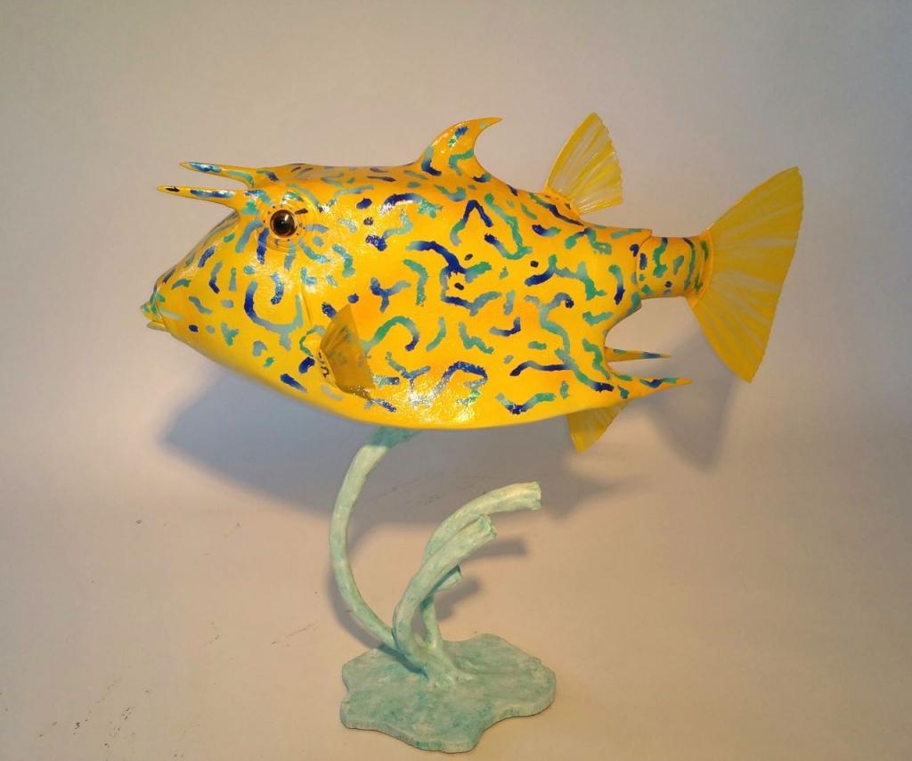 Ed Koehler Designs | Marine Sculptures