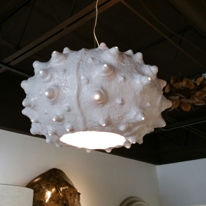 Orb Ceiling Light