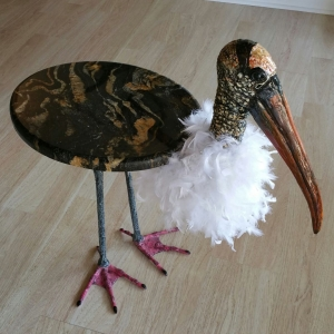 Wood Stork Table