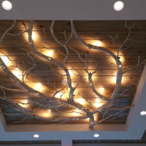 Branch Ceiling Light