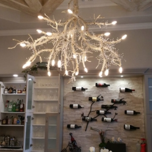 Decorative Branch Chandelier