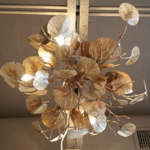 Sea grape ceiling light