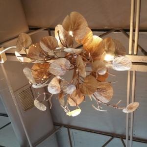 Sea grape ceiling light