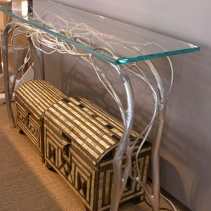 Silver Branch Table