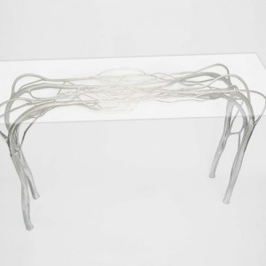 Branch Glass Top Table