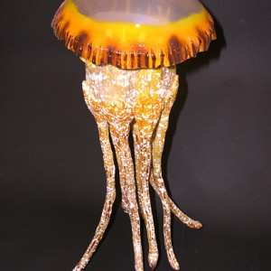 Jellyfish Sculpture [approx. 16in]