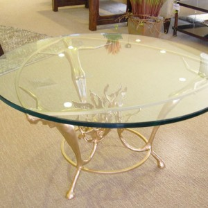 Gold Sea Nymph Coffee Table