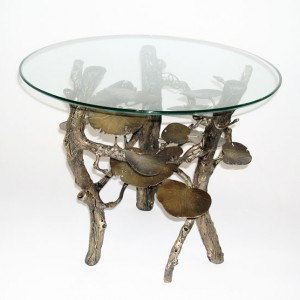 Gnarley Sea Grape End Table