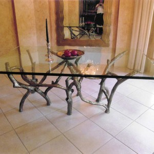 Large Enchanted Forest Dining Table
