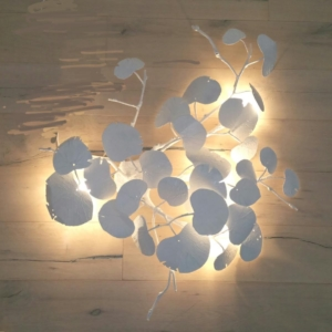 Sea Grape Wall Sconce