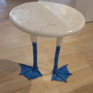 Bird Leg Table